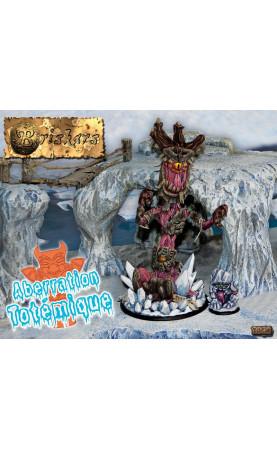 Aberration Totémique Coffret 2 figurines