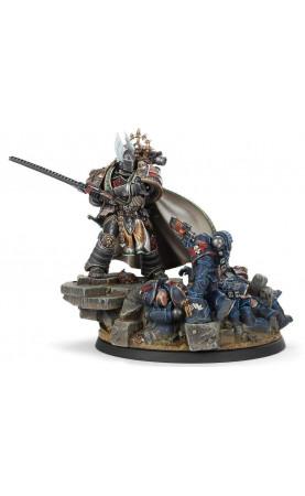 Lion El'Jonson – Primarch of the Dark Angels Legion