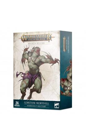 Broken Realms: Gorstane Mortevel – Cour Infernale de...