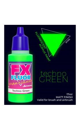 TECHNO GREEN - FX RANGE