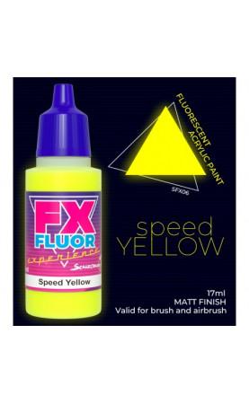 SPEED YELLOW - FX RANGE