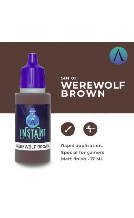 WEREWOLF BROWN - INSTANT RANGE