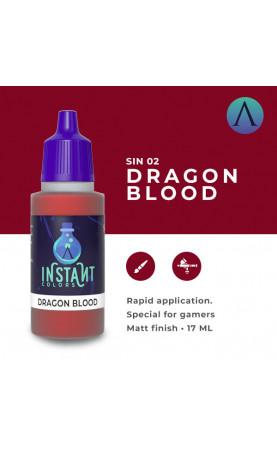 DRAGON BLOOD - INSTANT RANGE