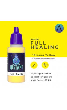 FULL HEALING - INSTANT RANGE