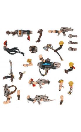 Escher Champion Weapons