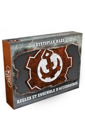 Dystopian Wars : Règles et ensemble d'accessoires