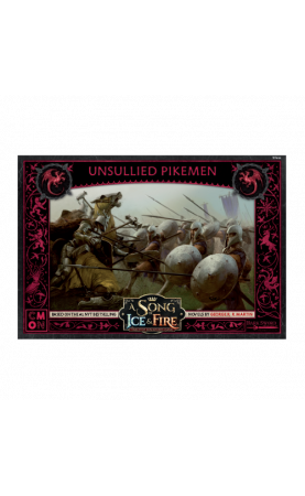 Unsullied Pikemen - A Song of Ice and Fire (EN)