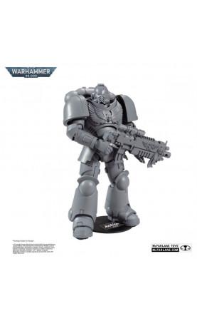 Warhammer 40k figurine Space Marine 18 cm à peindre