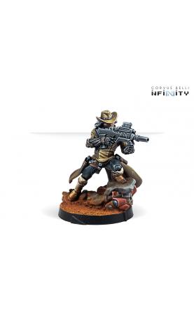 Infinity - Wild Bill, Legendary Gunslinger (Contender)