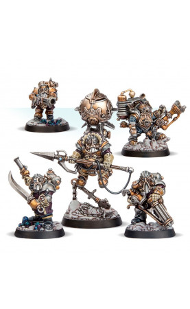 Warhammer Age of Sigmar Thundrik's Profiteers