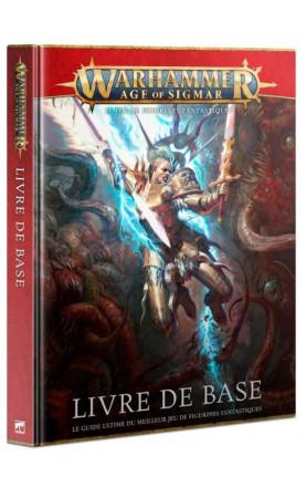 AGE OF SIGMAR: LIVRE DE BASE (FRANCAIS)
