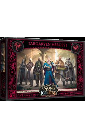 Trône de Fer : Héros Targaryen 1
