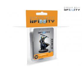 Infinity - Cyberghost (Hacker, Pitcher)