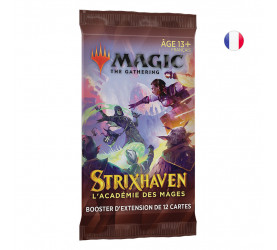 Magic The Gathering : Strixhaven Booster de Draft