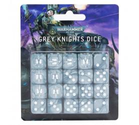 Set de dés : Grey Knights