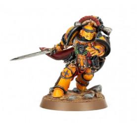 Imperial Fists Legion Praetor