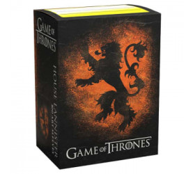 GoT House Lannister - Dragon Shield Standard Sleeves
