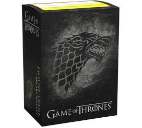 GoT House Stark - Dragon Shield Standard Sleeves