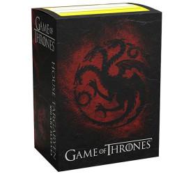 GoT House Targaryen - Dragon Shield Standard Sleeves