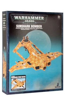 AX3 Razorshark Strike Fighter / AX39 Sun Shark Bomber