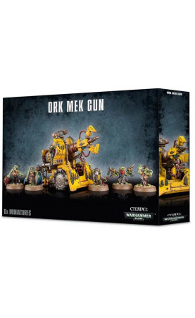 Kanons D'Mek / Mek Gunz : Méga-kanon Kustom  / Kanon...