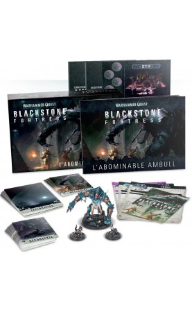 Blackstone Fortress –...