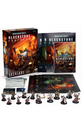 Blackstone Fortress: Escalade