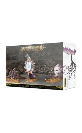 Sorts persistants: Hedonites of Slaanesh