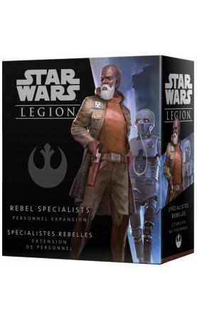 Star Wars Légion : Spécialistes Rebelles