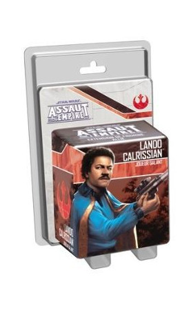 Star Wars Assaut sur l'Empire Lando Calrissian