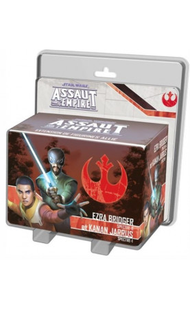 Star Wars Assaut sur l'Empire Ezra Bridger et Kanan Jarrus