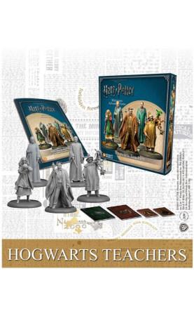 Harry Potter Miniatures Adventure Game Hogwarts Teachers