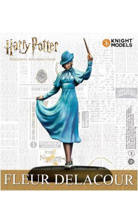 Harry Potter Miniatures Adventure Game Fleur Delacour