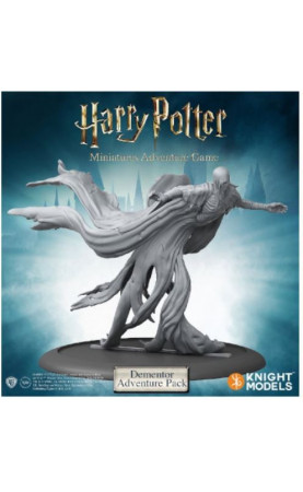 Harry Potter Miniatures Adventure Game Dementor Adventure...