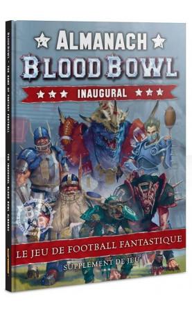 L'almanach Blood Bowl...