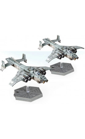 Imperial Navy Marauder Destroyers