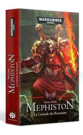 Mephiston : La Croisade des Revenants (broché)