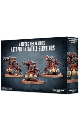 Kataphron Destroyers / Breachers