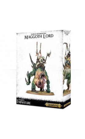 Maggoth Lords : Orghotts Daemonspew/Bloab...