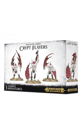 Crypt Horrors / Crypt Flayers / Vargheists