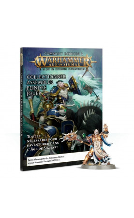 Comment débuter à Warhammer Age of Sigmar (ancienne version)