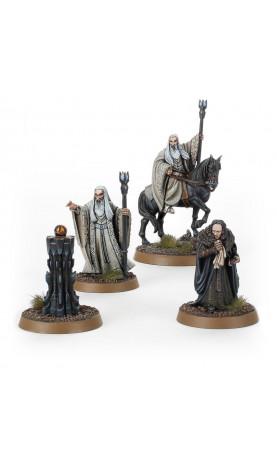 Saruman™ the White & Gríma / Saroumane