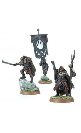 Fighting Uruk-hai™ Warrior Command Pack