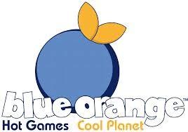 Blue Orange Hot Games Cool Planet